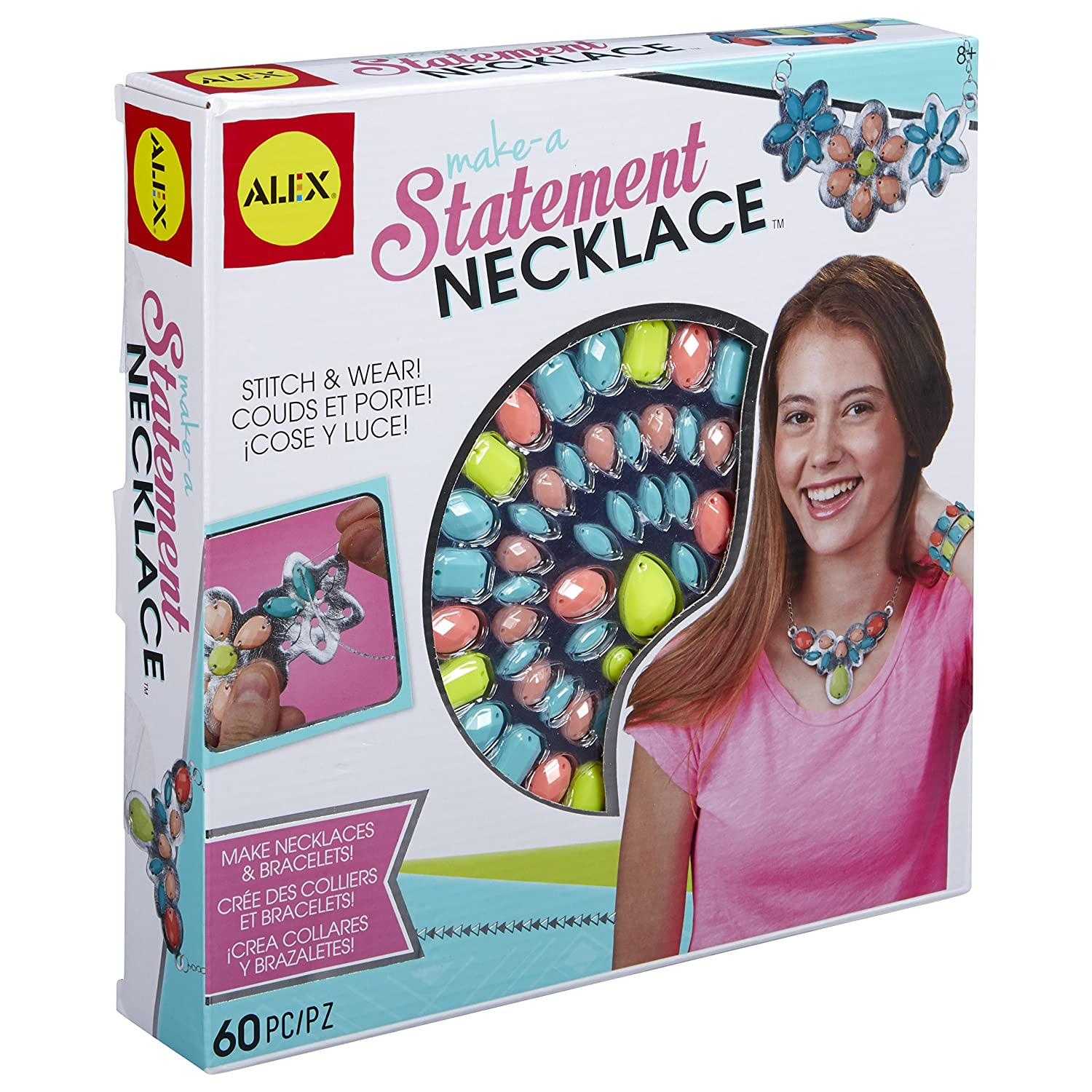Alex Toys- Do It Yourself Wear Make A Necklace