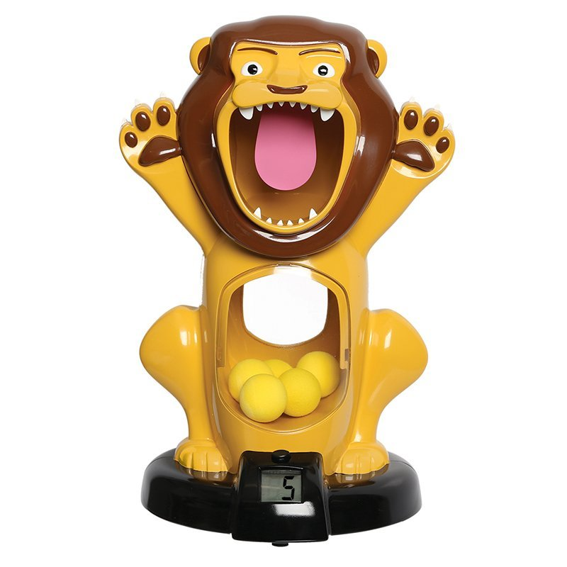 Discovery Kids Hungry Lion Feeding Game with Sound