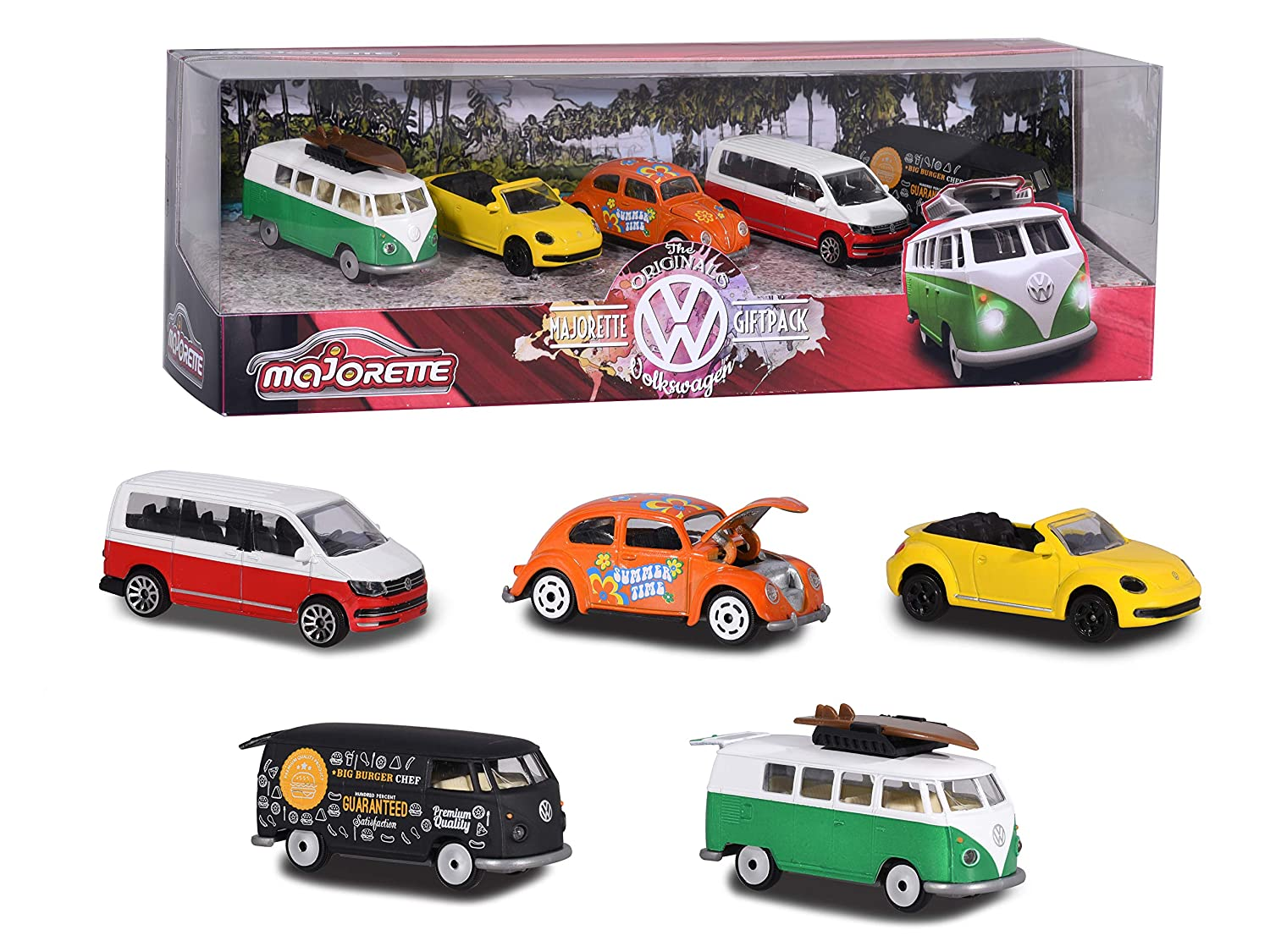 majorette-vw-the-original-5-pieces