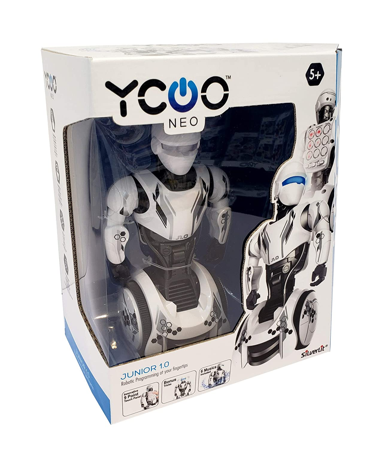 silverlit-ycoo-junior-1-0-robot-with-innovative-9-point-touch-panel-cool-led-eyes
